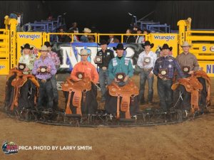 2013 NFR World Champions