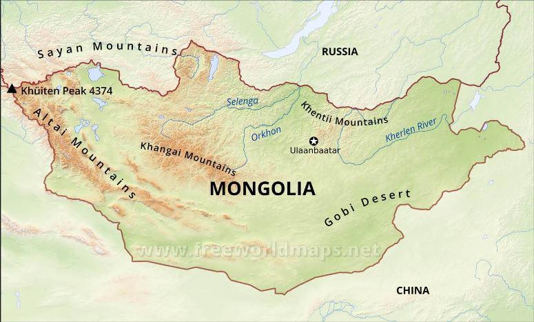 Gobi Map